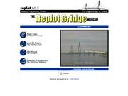 フィンランドのライブカメラ:フィンランド,最長橋(Replot Bridge)の様子