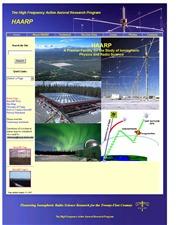 アメリカ合衆国 アラスカ州のライブカメラ:「HAARP(ハープ)」の多数のアンテナの今の様子
