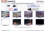 アメリカ合衆国 カリフォルニア州のライブカメラ:南カリフォルニア,アムトラックのサンタアナ駅等の今の様子