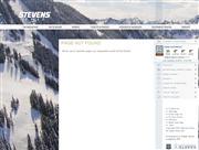 アメリカ合衆国 ワシントン州のライブカメラ:カスケイド山脈にあるスキー場,ゼブンス・パス・スキーエリアの様子