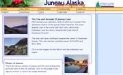 アメリカ合衆国 アラスカ州のライブカメラ:アラスカ南東部,ジュノーの公立図書館から見た港の様子