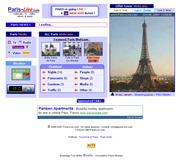 フランスのライブカメラ:エッフェル塔の今の様子