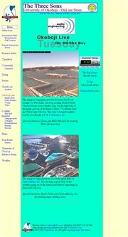 アメリカ合衆国 アイオワ州のライブカメラ:オコボジ湖の今の様子