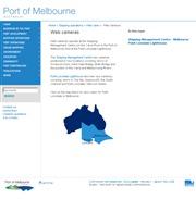 オーストラリアのライブカメラ:メルボルン各地の今の様子