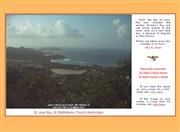 フランス領セント・バーツ島のライブカメラ:カリブ海北東部,リワード諸島にあるフランス領セント・バーツ島のロリアンの景色