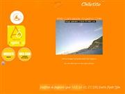 チリのライブカメラ:チリ南部,プエルト・モンにあるレストラン「Chilotito Marino Restaurant」から見たアンヘルモ港の景色