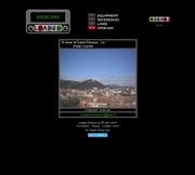 フランスのライブカメラ:フランス南部,リヨン南西近郊,サンテチエンヌの街の景色