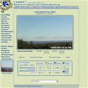 アメリカ合衆国 メーン州のライブカメラ:アケィディア国立公園の中の今の景色