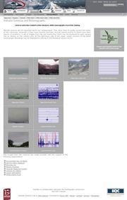 ニュージーランドのライブカメラ:北島各地の火山の今の様子