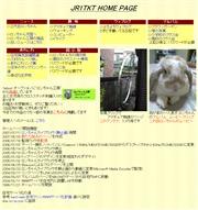 東京都のライブカメラ:うさぎ(ロップイアーラビット)の「ロンちゃん」の今の様子