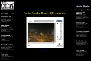 オーストラリアのライブカメラ:ゴールドコーストの中心地,サーファーズ・パラダイスの今のビーチの様子