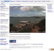 オーストラリアのライブカメラ:シドニー・ハーバーの今の景色