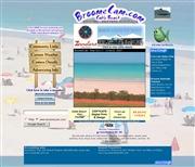 オーストラリアのライブカメラ:西オーストラリア.ブルームの北部キンバリー地区にあるケーブル・ビーチの今の様子