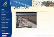 オーストラリアのライブカメラ:南オーストラリア,アデレード国際空港にある新ターミナル「T1」の旅客機の今の様子