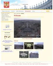 バチカン市国のライブカメラ:バチカン政庁.サンピエトロ広場,サンピエトロ大聖堂の内外の今の様子