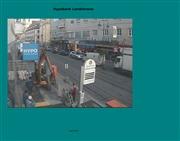 オーストリアのライブカメラ:リンツの中心部,ランドストラッセの街並みと路面電車の今の様子