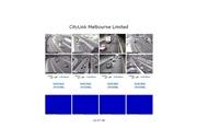 オーストラリアのライブカメラ:メルボルンの有料道路,シティリンクの今の道路状況
