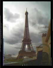 フランスのライブカメラ:首都パリ,エッフェル塔の今の様子