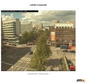 フィンランドのライブカメラ:フィンランド南部,ラハティの街並みの今の様子