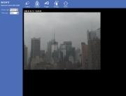 アメリカ合衆国 ニューヨーク州のライブカメラ:マンハッタンのマジソン街635番地,59丁目からタイムズ・スクウェア方面を見た今の街の景色