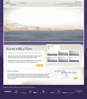 ギリシャのライブカメラ:アテネ南東,サントリーニ島のイアの断崖にあるホテル「ミスティーク」から見たカルデラの今の景色