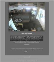オーストラリアのライブカメラ:オーストラリア北東岸,ケアンズ北方近郊のリゾート地,ポートダグラスにあるレストラン「Zinc」の内外の今の様子