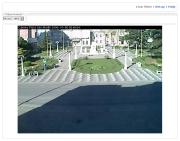 アルゼンチンのライブカメラ:ブエノスアイレスの中心部にあるサン・マルティン広場とサン・マルティン将軍の像の今の様子