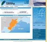 イタリアのライブカメラ:イタリア北西部,フランス国境からジェノバまで,池中海沿岸のリゾート地,リヴィエラ・リグーレ各地の今の様子